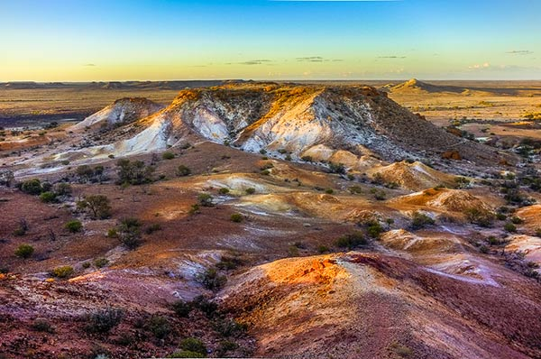 breakaways coober pedy hp
